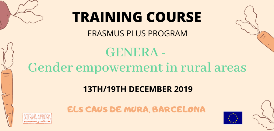 "#Erasmus+: Training course ""GENERA"""